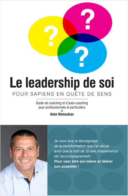 Le leadership de soi COUVERTURE
